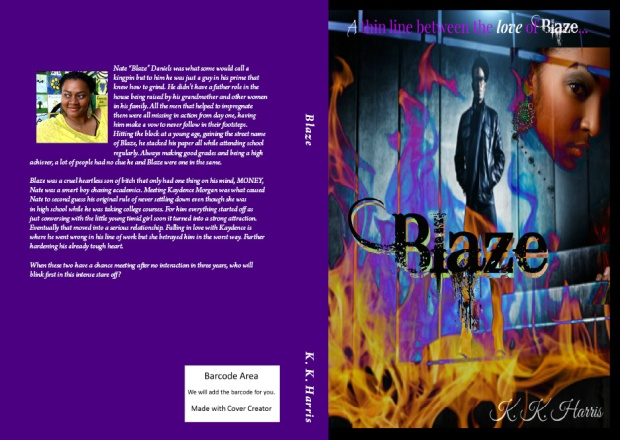 BookCoverPreview blaze